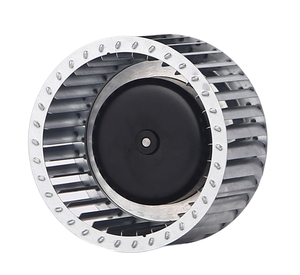 DC Centrifugal Fan Φ 120 - Forward Curved