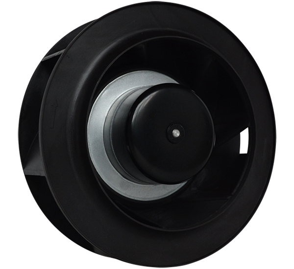 EC Centrifugal Fan Φ 190 - Backward Curved